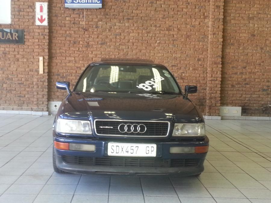 1995 Audi Quattro  2.8